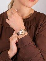 Anne Klein AK-3358PMRG damski zegarek Bransoleta bransoleta
