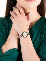 Anne Klein AK-3387SVTT damski zegarek Bransoleta bransoleta