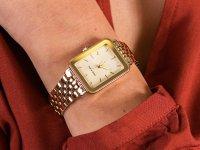 Anne Klein AK-3614CHGB zegarek klasyczny Bransoleta