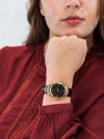 Anne Klein AK-2358RGBK damski zegarek Pasek pasek
