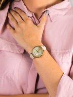 Anne Klein AK-2790IMIV damski zegarek Pasek pasek