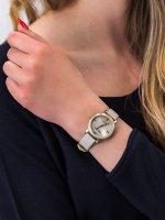 Anne Klein AK-3434IMIV damski zegarek Pasek pasek