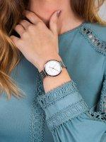 Armani Exchange AX7117 damski zegarek Fashion bransoleta