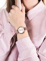 Sheen SHE-3066PG-4AUEF damski zegarek Sheen bransoleta