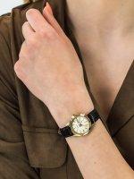 Citizen EQ0603-08PE damski zegarek Leather pasek