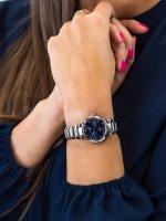 Citizen EW2500-88L damski zegarek Titanium bransoleta