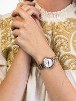 damskiZegarek Festina Mademoiselle F20308-2 bransoleta - duże 5