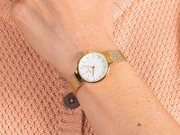 Obaku Denmark V223LXGIMG zegarek fashion/modowy Slim