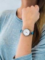 Obaku Denmark V149LCIRL damski zegarek Slim pasek