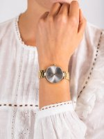 Pierre Ricaud P22057.1143Q damski zegarek Bransoleta bransoleta