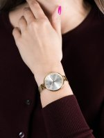 Pierre Ricaud P22061.1113Q damski zegarek Bransoleta bransoleta