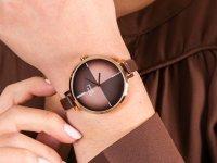 Pierre Ricaud P22040.9B1GQ zegarek klasyczny Pasek