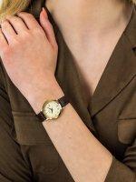 Pierre Ricaud P51023.1211Q damski zegarek Pasek pasek