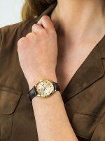 Pierre Ricaud P51028.1B21Q damski zegarek Pasek pasek