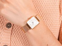 Rosefield QWSR-Q01 Boxy zegarek fashion/modowy Boxy