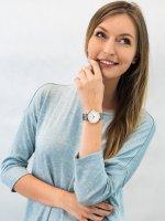 Rubicon RNAD75RISX03B1 zegarek damski Pasek