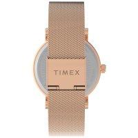 Timex TW2U18700 Full Bloom Full Bloom zegarek damski klasyczny mineralne