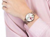damskiZegarek Timex Full Bloom TW2U19000 bransoleta - duże 6