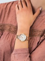 Timex TW2T79200 damski zegarek Parisienne bransoleta