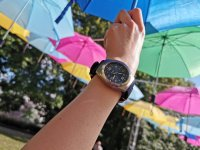 zegarek Traser TS-108208 kwarcowy damski P59 Classic P59 Essential S Blue