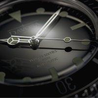 Davosa 161.525.50M zegarek srebrny klasyczny Diving bransoleta