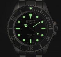 Davosa 161.525.65S zegarek męski Diving