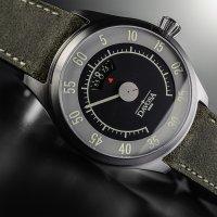 Davosa 161.587.25 Pilot zegarek męski retro szafirowe