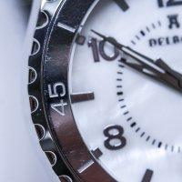 Delbana 41702.513.1.514-POWYSTAWOWY damski zegarek Safira bransoleta