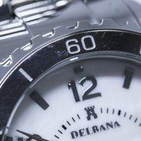 Delbana 41702.513.1.514-POWYSTAWOWY zegarek damski Safira
