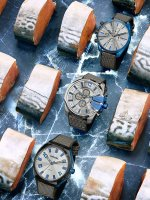 Diesel DZ1885 męski zegarek Stigg bransoleta