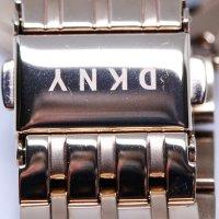 DKNY NY2504-POWYSTAWOWY zegarek damski Bransoleta