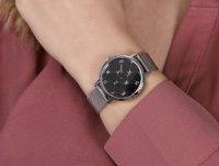 DKNY NY2815 zegarek srebrny klasyczny Bransoleta bransoleta