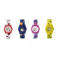 Timex TW2R41600 zegarek czerwony fashion/modowy Dla dzieci pasek