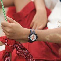 Flik Flak FCSP078 dla dzieci zegarek Power Time pasek