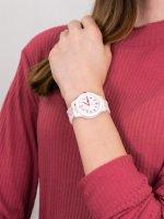 Lacoste 2030009 dla dzieci zegarek Damskie pasek