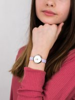 Obaku Denmark V146LCIRQ dla dzieci zegarek Slim pasek
