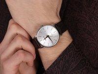 Doxa 171.10.021Y.02 męski zegarek D-Light pasek
