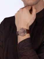 Doxa 171.90.321.02 męski zegarek D-Light pasek