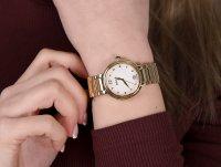 Doxa 510.35.056.30 zegarek damski Blue Stone