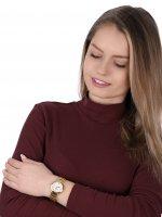 Doxa 510.35.056.30 zegarek elegancki Blue Stone