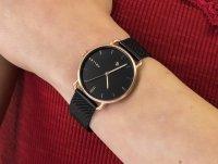 Meller W3R-2BLACK Denka Roos Black zegarek klasyczny Denka