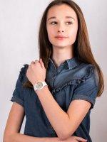 fashion/modowy Zegarek biały ICE Watch ICE-Lo ICE.013428 ICE lo White Gold rozm. S - duże 4