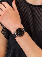 fashion/modowy Zegarek czarny Bering Ceramic 11435-166 - duże 5
