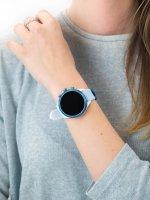fashion/modowy Zegarek niebieski Fossil Fossil Q FTW6026 SPORT SMARTWATCH - duże 5