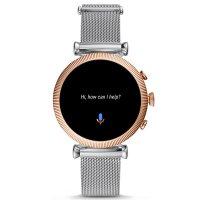 Fossil Smartwatch FTW6043 Gen 4 Smartwatch Sloan HR Fossil Q fashion/modowy zegarek różowe złoto