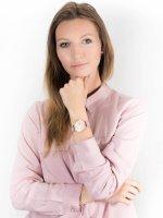 fashion/modowy Zegarek różowe złoto Fossil Jacqueline ES4628 JACQUELINE - duże 4