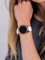 fashion/modowy Zegarek różowe złoto Guess Connect Smartwatch C1003L1 GUESS CONNECT SMARTWATCH - duże 5