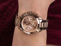 fashion/modowy Zegarek różowe złoto Michael Kors Mini Bradshaw MK5799 MINI BRADSHAW - duże 6