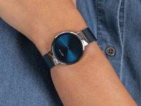 fashion/modowy Zegarek srebrny  Classic 14531-308 - duże 6