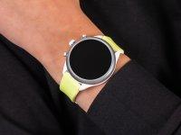 fashion/modowy Zegarek srebrny  Fossil Q FTW6028 SPORT SMARTWATCH - duże 6